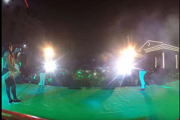DMC Saigon - Ngày hội xanh OPPO Neo 7 - Vinh 3