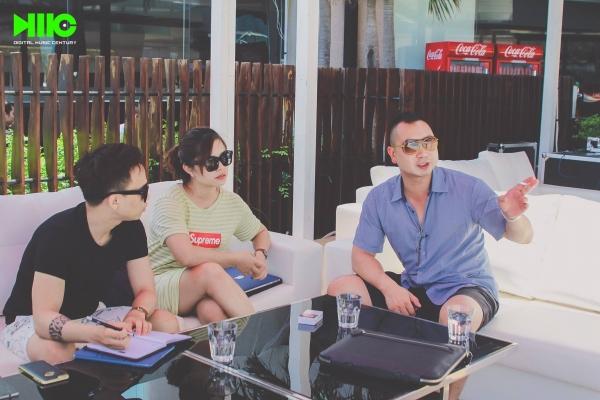 Pool Party - DMC Saigon - Lunar Bar - Nha Trang