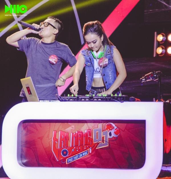 Tài năng DJ - Vòng chào sân - DMC saigon