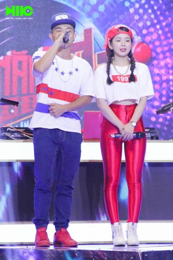 Tài Năng DJ - Ngẫu hứng cùng rapper - DMC Saigon