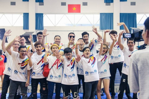 DMC SAIGON | MV SEA GAME 2017